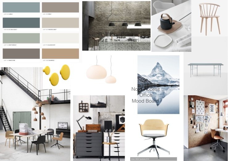Nord Access Office Mood Board